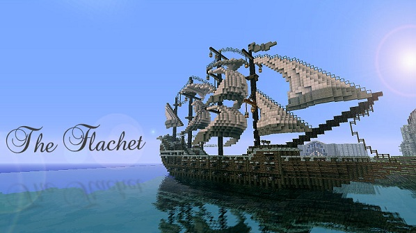 The Flachet Medieval Galleon