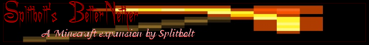 Splitbolt BetterNether Mod [1.2.5]