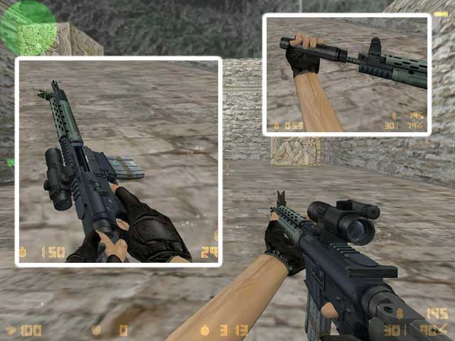 M4A1 - The Best M16