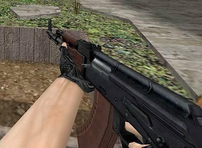 Default 1.6 Weapon Reskins