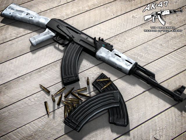 New 2012 AK47 for CSS