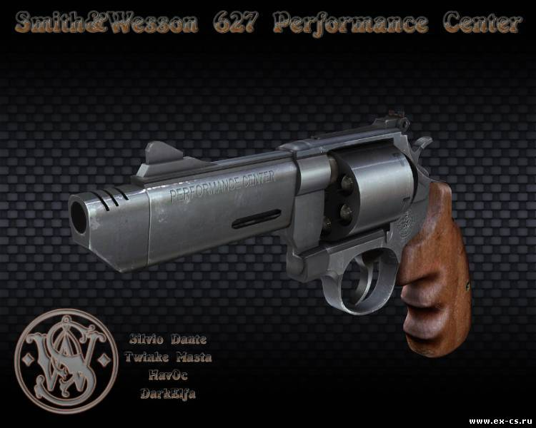 Smith&Wesson 627