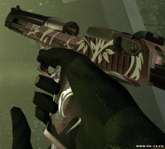 """Red Tail"" Deagle"