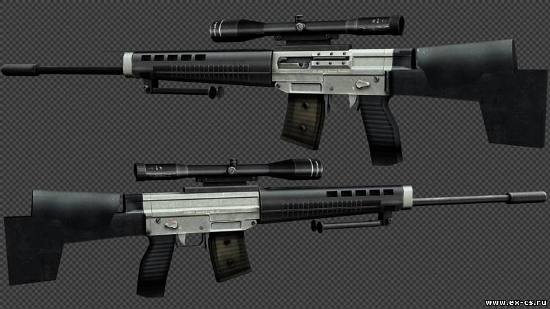 Default SG550 Remake on HAVOC